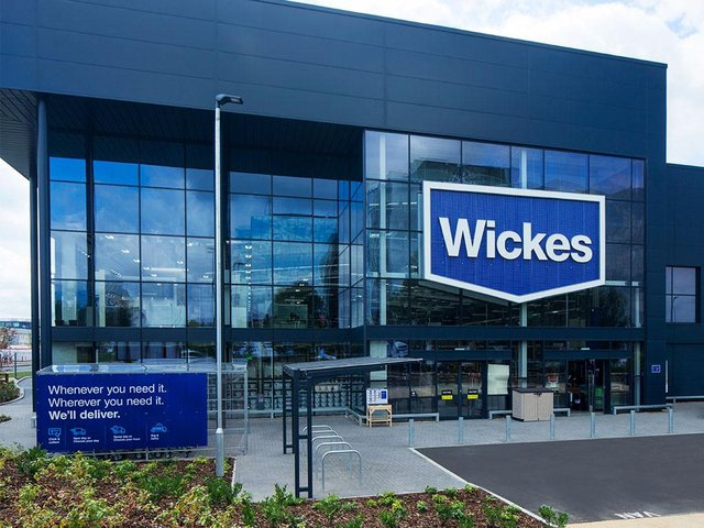 Wickes will have a phased return but will implement social distancing