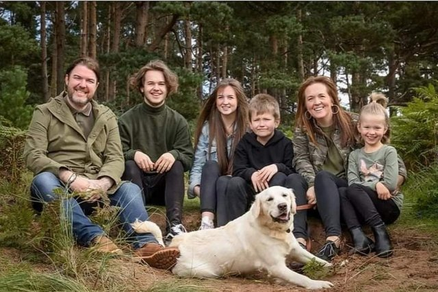 """Trudie Murphy said not knowing how long she has left to make memories with Josh, 18, Naomi, 15, Zak, 12, and Skye, 9 is the """"hardest part"""" of her illness."""