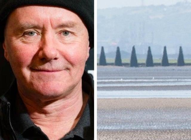 Edinburgh author Irvine Welsh gets nostalgic thinking about Silverknowes beach.