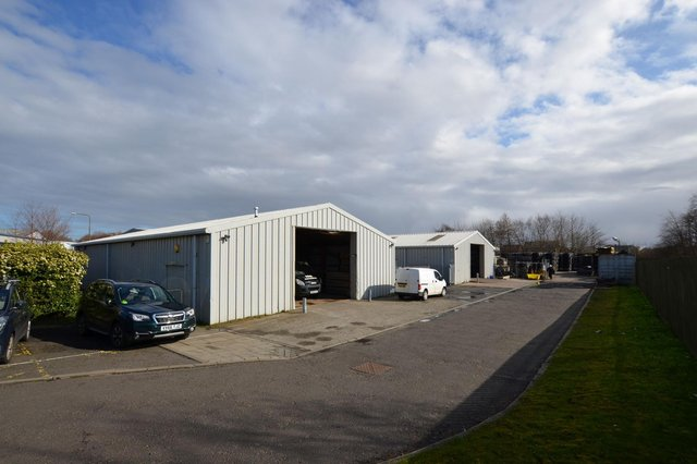 Open Safety Equipment is taking 7,500 square feet, spanning two workshops, office space and stores, plus a quarter acre of yard, at Newhailes Industrial Estate, Musselburgh.