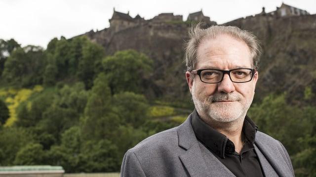 Ewan Aitken, CEO of Cyrenians Scotland.