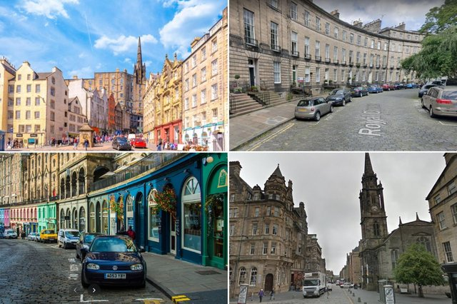 Here are some interesting facts about your favourite streets in Edinburgh.