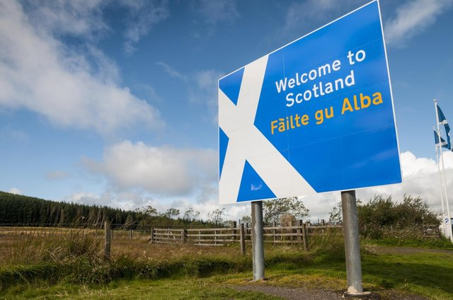 Political leaders who live either side of the England-Scotland border say they are 'deeply worried' about the cultural, social and economic damage Scottish independence could cause to the region.