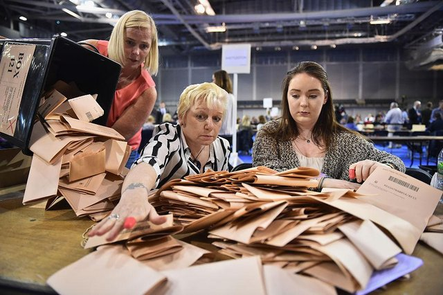 Over 2 million people voted at the 2016 election (Getty Images)