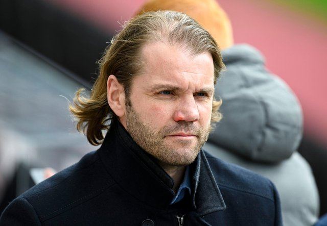 Hearts manager Robbie Neilson has endured criticism over recent results.