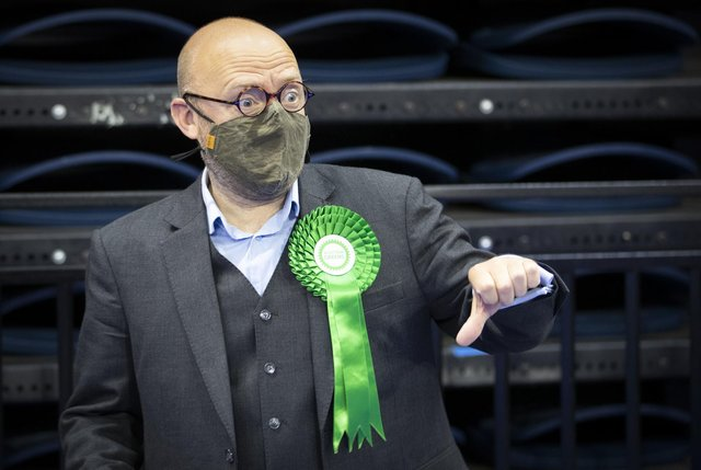 Scottish Green Party co-leader Patrick Harvie should reconsider plans to increase insulation of homes, says Helen Martin (Picture: Jane Barlow/PA Wire)