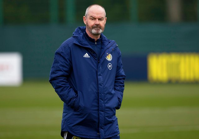 Steve Clarke's preparations for Euro 2020 have been further disrupted