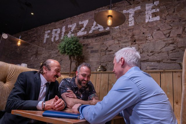 Frizzante, which is located on Edinburgh's Lothian Road, was one of several small, independent customers given help as part of Coca-Cola's 'Project Open' business accelerator programme. Picture: Sandy Young/PinPep