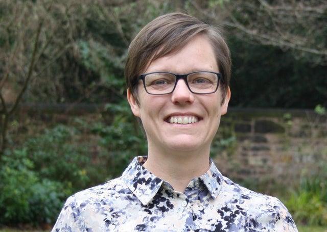 Rachel Cackett, Executive Director for Samaritans Scotland.