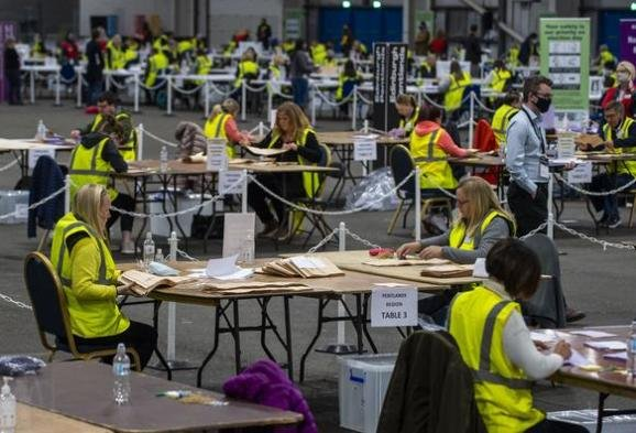 Scottish Election results 2021: A possible case of electoral fraud is being investigated by police at the Edinburgh count