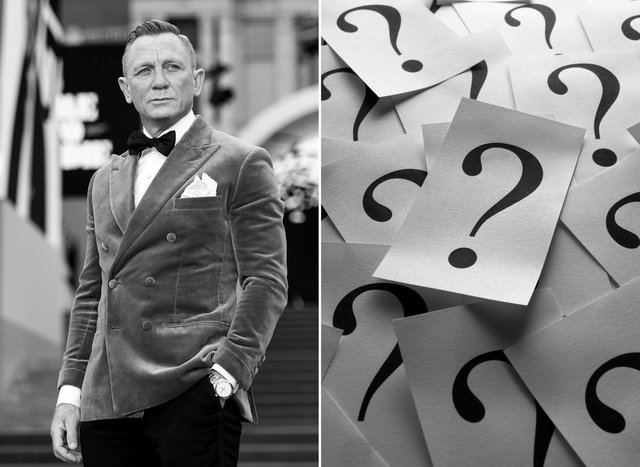 As Daniel Craig retires as 007, here's who the next James Bond could be - and how long Craig has played him (Image credit: Getty Images/Canva Pro)
