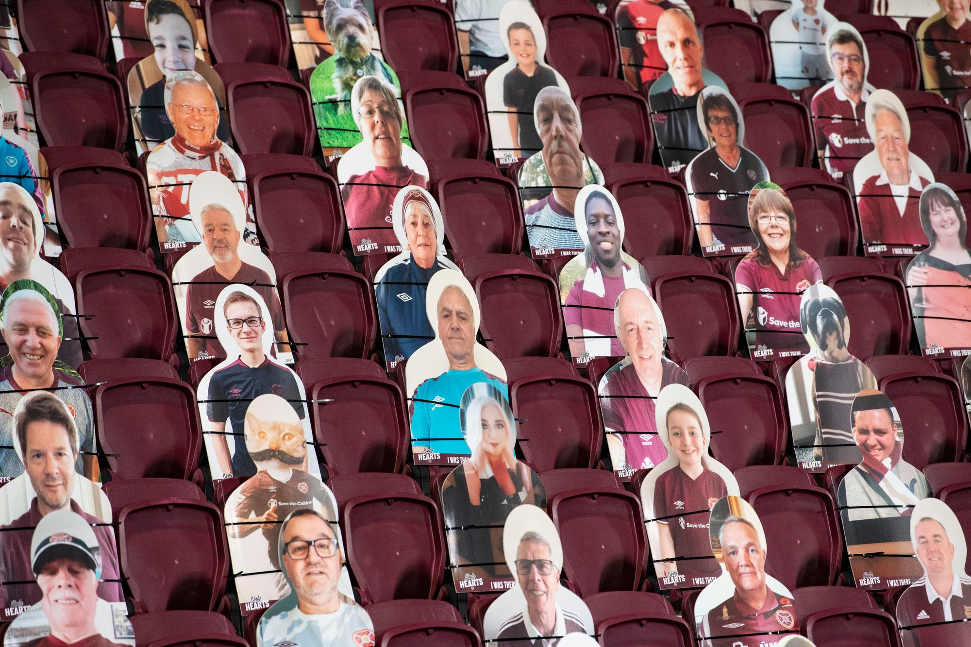 Why supporters will be greatly missed at Tynecastle Park for Hearts v Dundee
