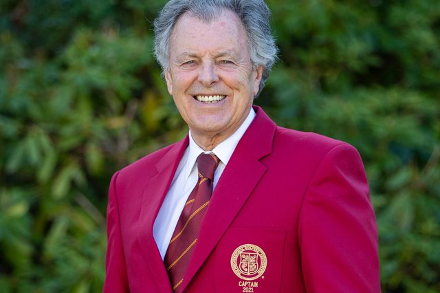 Three-time Ryder Cup skipper and former Wentworth head pro Bernard Gallacher is the new PGA captain. Picture: Christopher Lee Photography