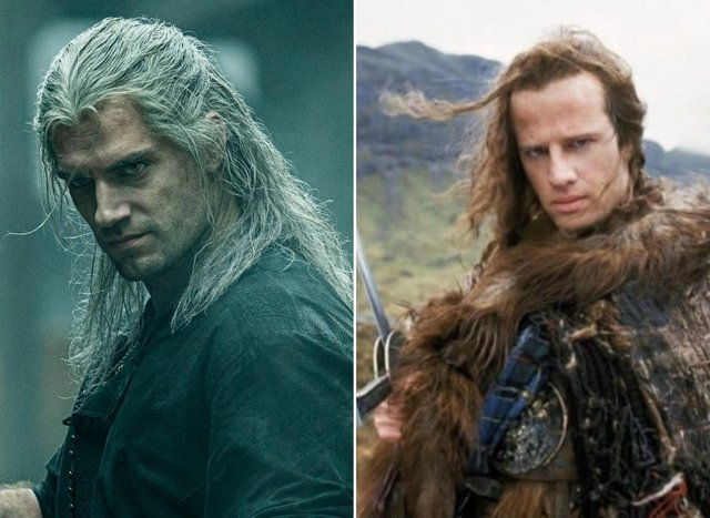 Henry Cavill (Here as Geralt in The Witcher) is in talks to join the cast of the Highlander reboot