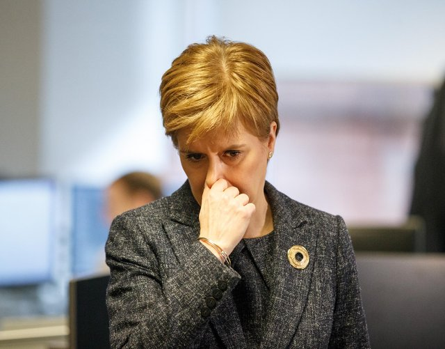 The Scottish government hasn't properly grasped the seriousness of this pandemic on jobs and people's livelihoods, says Daniel Johnson (Picture: Robert Perry-WPA pool/Getty Images)