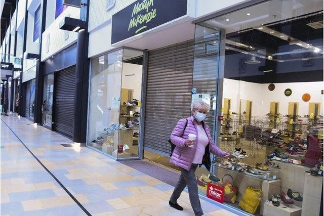 Shopping centres in Edinburgh to welcome back customers from Monday.