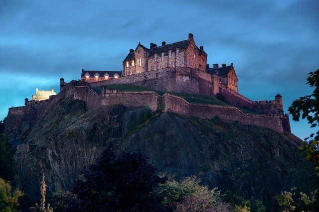 When was Edinburgh Castle built?  Here's how old Edinburgh Castle was, why it was built, and who owns the monument now (Image credit: Shutterstock)