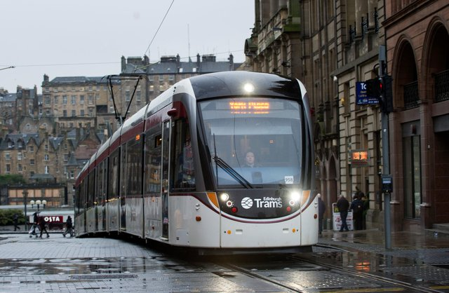 Taxpayers in Edinburgh have footed a £2m bill for the council to defend its tram construction project.