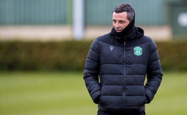 Jack Ross is on the verge of joining an elite band of Hibs managers to have led the side to a third-place finish