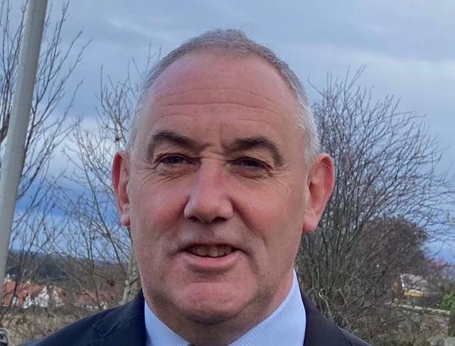 Paul McLennan  SNP East Lothian MSP