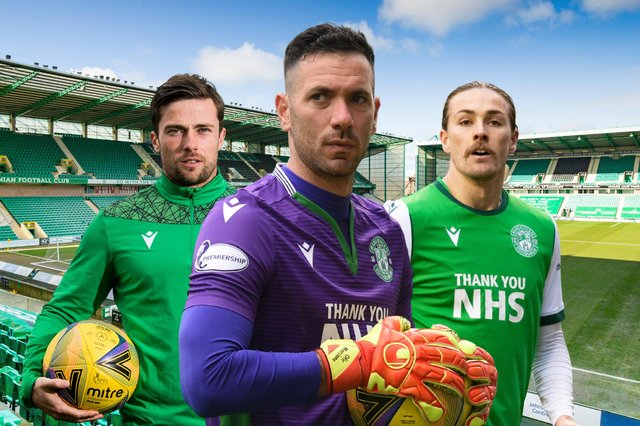 Hibs host Celtic this afternoon in the final game of the league season