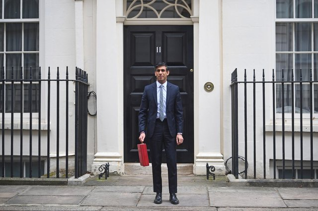 The mood music is clear: Chancellor Rishi Sunak is preparing a fresh bout of austerity to pay off debts run up during the Covid pandemic, says Tommy Sheppard (Picture: Victoria Jones/PA Wire)
