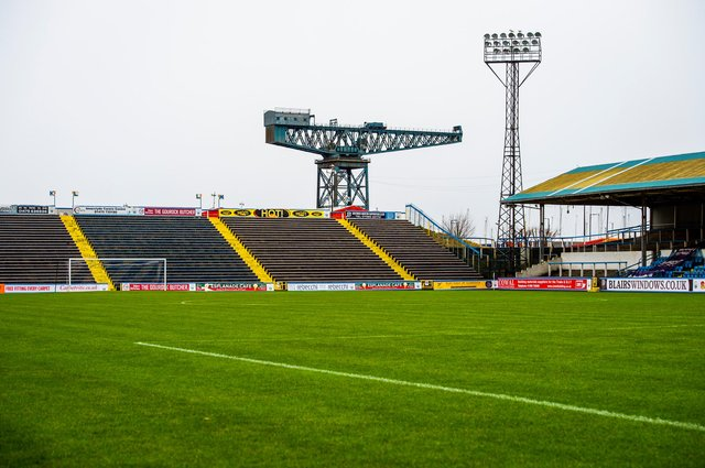 Cappielow is one of the most iconic grounds in Scotland. Picture: SNS