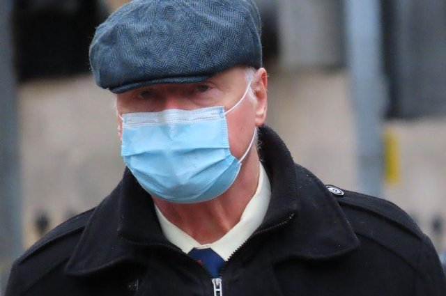 Frank Boyd, 73, repeatedly molested the youngsters by touching their breasts and genitals when the girls visited his home in Edinburgh.