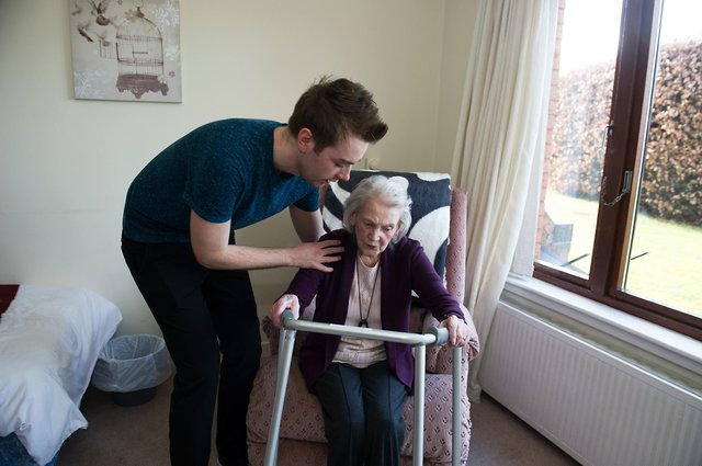 The Crown Office has published the number of care home deaths it has considered across Scotland since the beginning of lockdown (Photo:John Devlin).