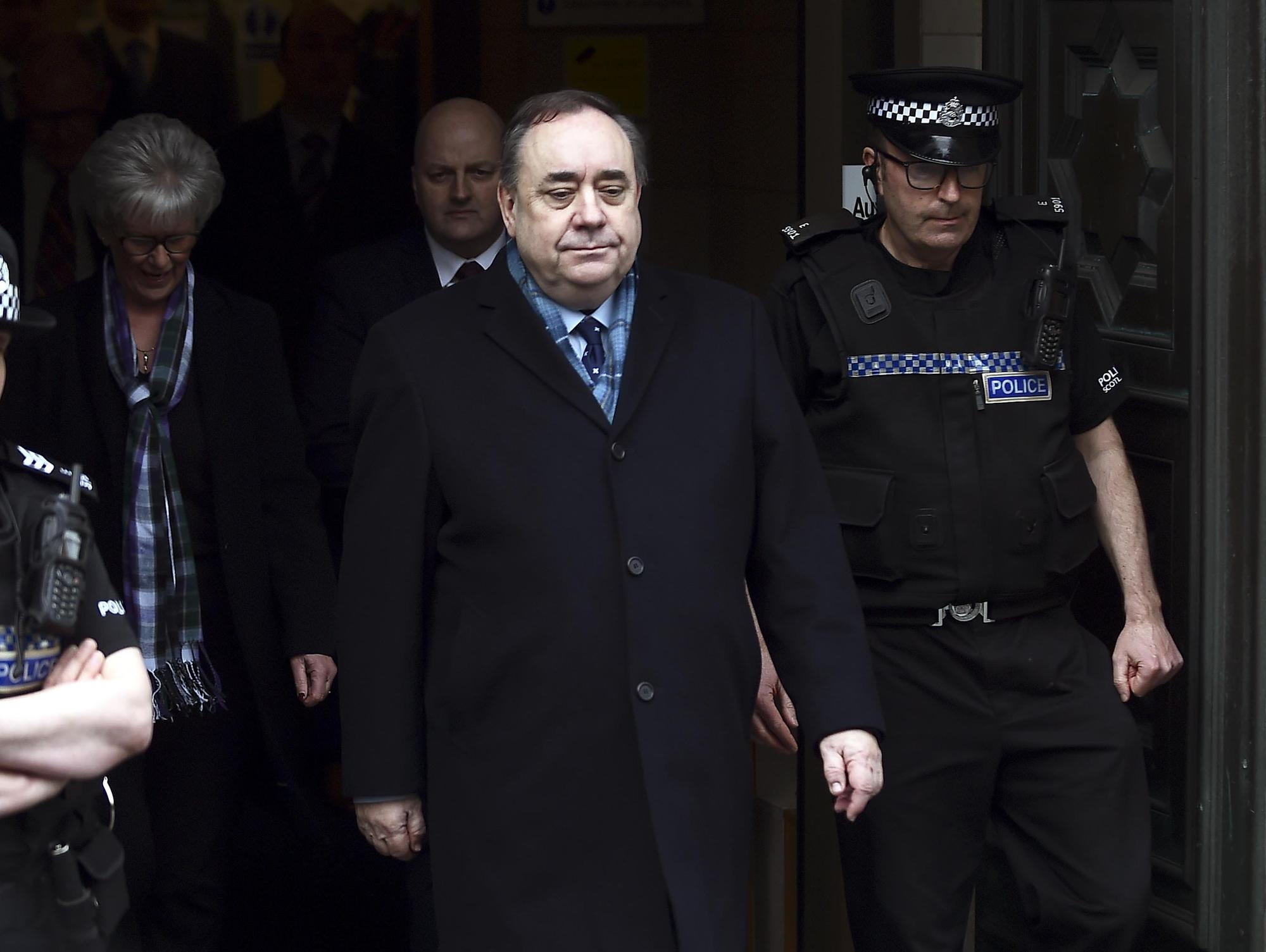 Salmond bides his time - but 'reckoning' will harm party