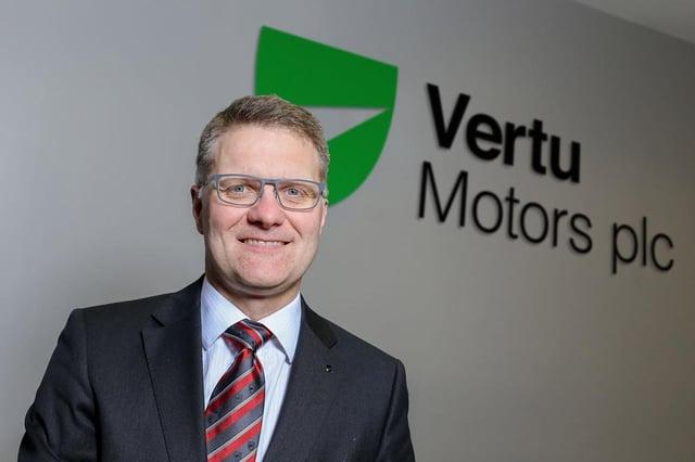 Macklin Motors owner Vertu is headed by chief executive Robert Forrester.
