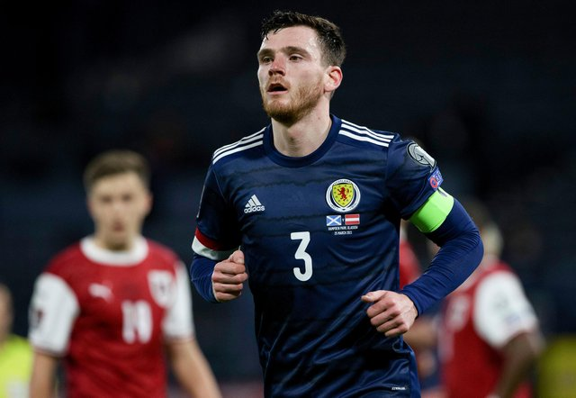 Would you put Scotland captain Andy Robertson into your Euro 2020 fantasy football squad? (Photo by Craig Williamson / SNS Group)