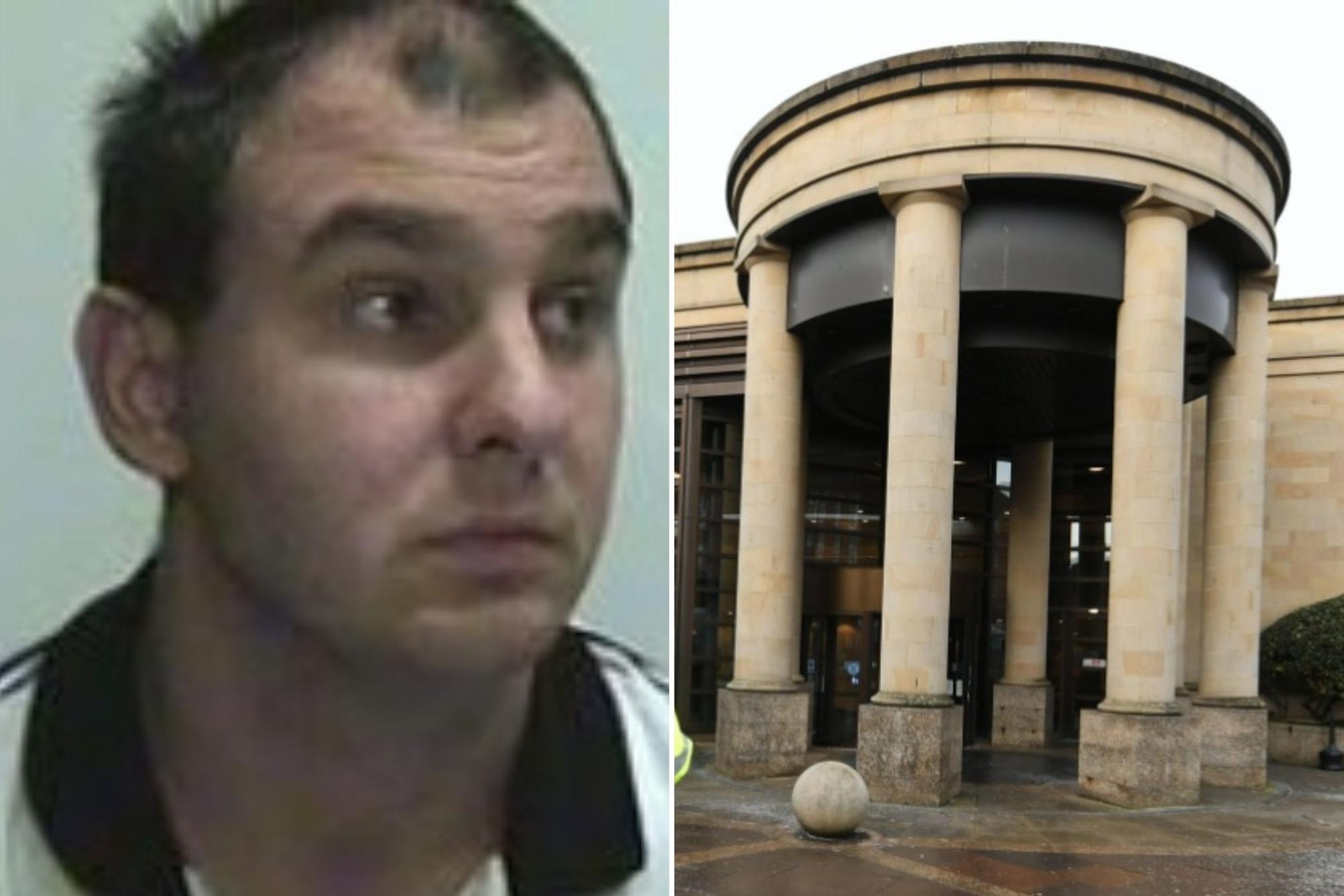 Pregnant woman was among the victims of 'despicable' Edinburgh serial rapist