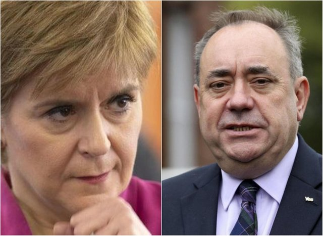 """Nicola Sturgeon says there are """"significant questions"""" over Alex Salmond's return to public office."""