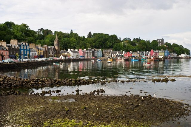 Tobermory on the Isle of Mull attracts tourists from all over the world, but can you name these other 12 famous sights?