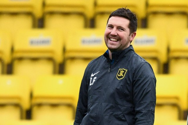 Livingston coach Liam Fox is gearing up for the Betfred Cup final.