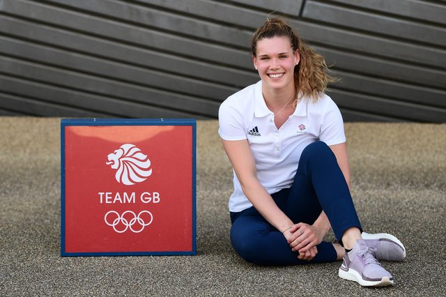 Edinburgh diver Grace Reid has been selected for her second Olympic Games. Picture: Alex Broadway/Getty Images for British Olympic Association