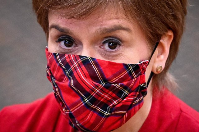 Nicola Sturgeon faces a crucial three days
