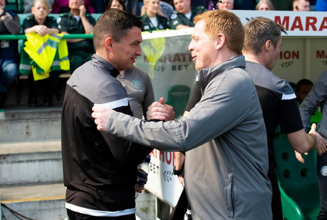 Paul Heckingbottom and Neil Lennon have both been linked ith the Sheffield United job