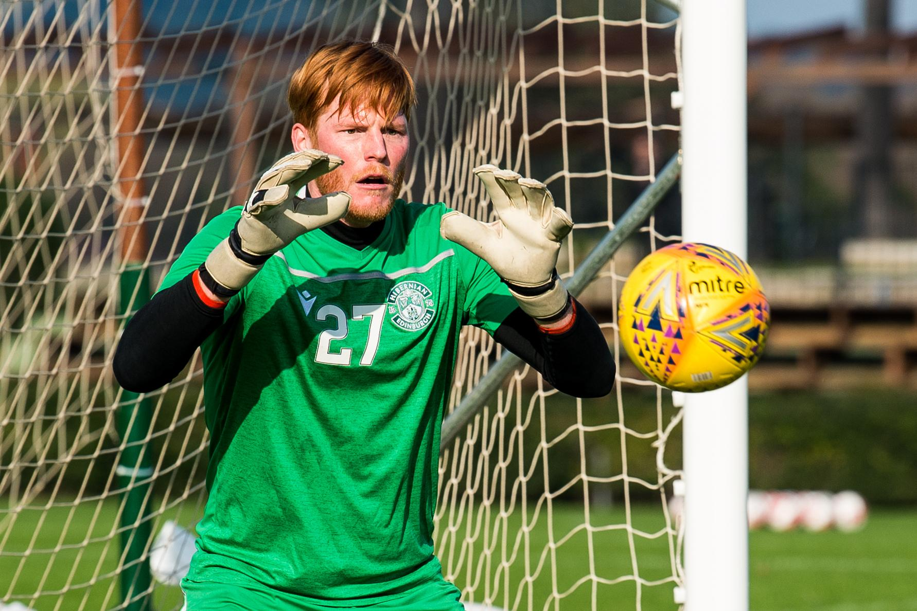 Adam Bogdan sad to leave Hibs but understands 'noble' reason behind decision to release him