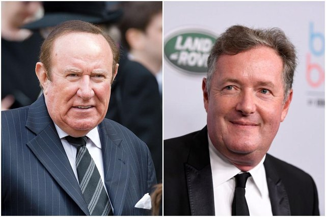 Andrew Neil reacts to Scotland v England draw as Piers Morgan says Scotland played with more 'fire and passion' than England.