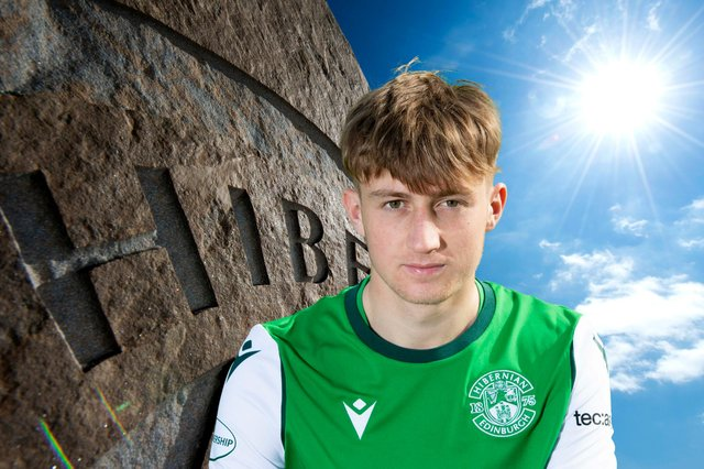 Robbie Hamilton netted his first goal of the campaign in the 3-2 loss to Rangers