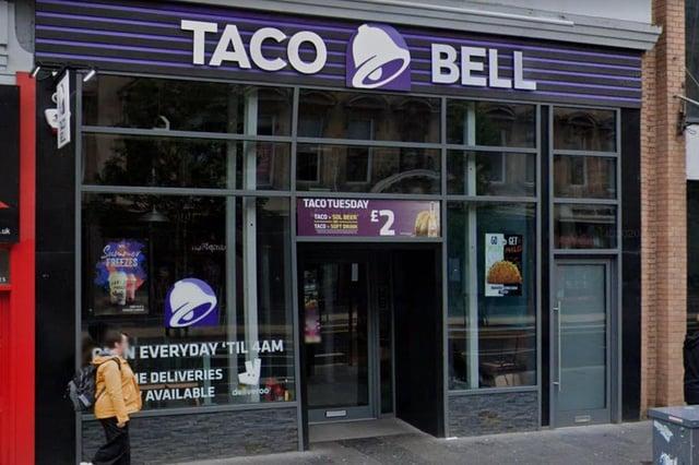 Taco Bell has already landed in Glasgow, but next it's Edinburgh's turn.