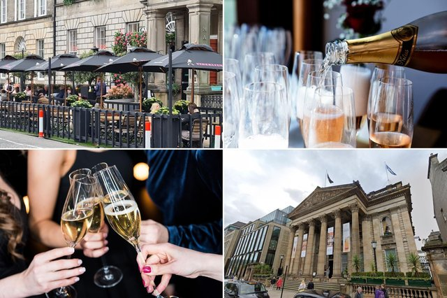 Some of the best Edinburgh bars to raise a glass of Champagne.