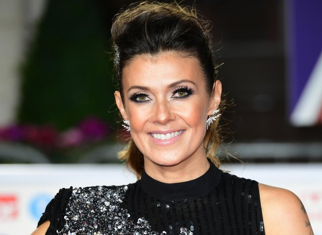 Where is Kym Marsh on Morning Live? Here's where Marsh is - and why she's not on the BBC morning show today (Image credit: Ian West/PA)