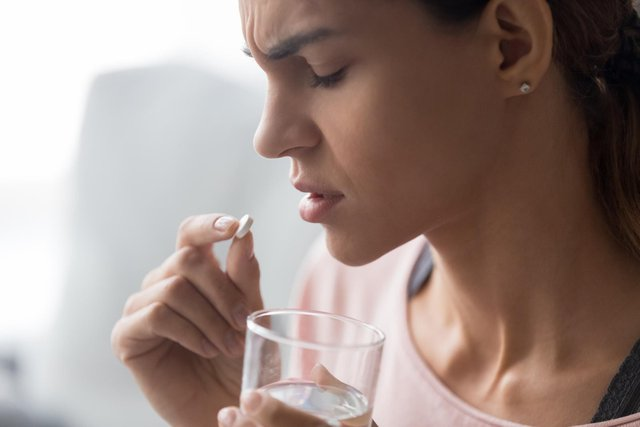 Some experts believe that painkillers might interfere with what the Covid vaccine is trying to do (Shutterstock)