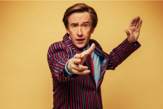 Alan Partridge will be playing three dates in Scotland next year.