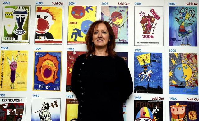 Edinburgh Festival Fringe chief executive Shona McCarthy has pleaded for an end to uncertainty over this year's event. Picture: Lisa Ferguson