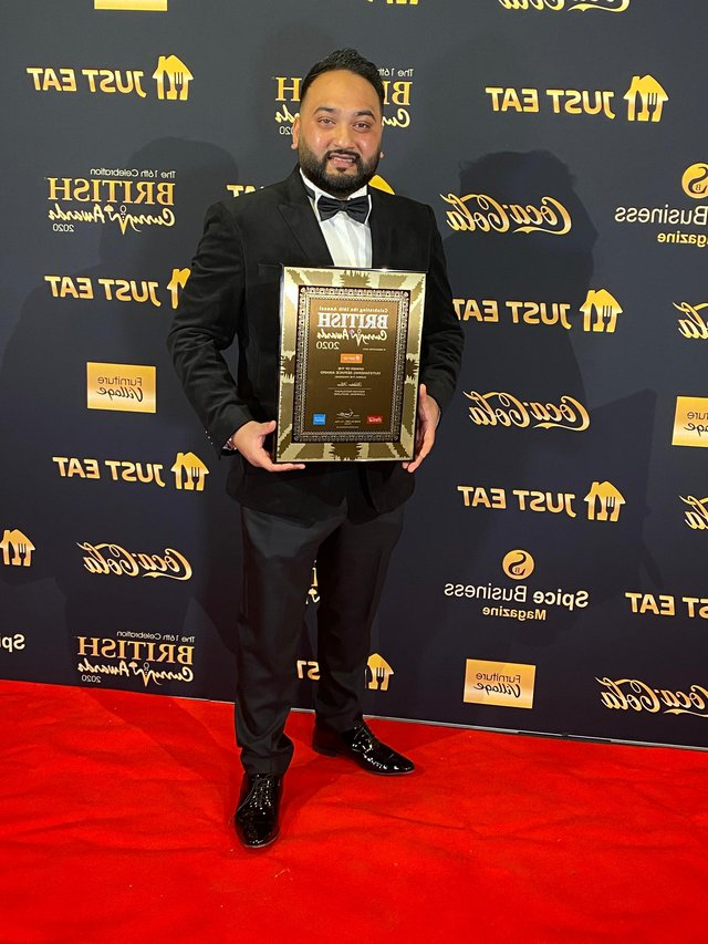 Habibur Khan became the youngest person to take home one of the major British Curry Awards last year when Radhuni was named Scotland's best curry restaurant.