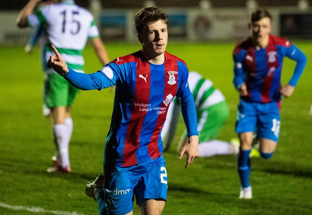 Daniel Mackay is expected to join Hibs from Inverness.